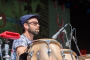 Bardentreffen 2017 - Bixiga 70 - Percussions 2 II