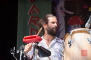 Bardentreffen 2017 - Bixiga 70 - Percussions 1 II