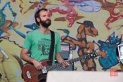 Bardentreffen 2017 - Bixiga 70 - Bass II