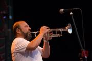 Bardentreffen 2017 - Džambo Aguševi Orchestra - Trumpet 3 II