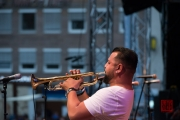 Bardentreffen 2017 - Džambo Aguševi Orchestra - Trumpet 1 II