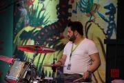 Bardentreffen 2017 - Džambo Aguševi Orchestra - Drums I