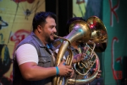 Bardentreffen 2017 - Džambo Aguševi Orchestra - Horn 3 II