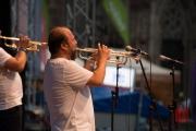 Bardentreffen 2017 - Džambo Aguševi Orchestra - Trumpet 3 I