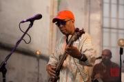 Bardentreffen 2017 - Alsarah & The Nubatones - Mawuena Kodjovi I