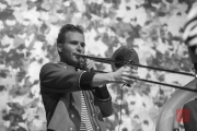 Bardentreffen 2017 - Meute - Trombone 2 I