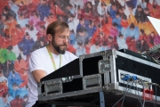 Bardentreffen 2017 - Soweto Soul - Keys