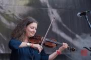 Bardentreffen 2017 - Lüül & Band - Violin II