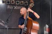 Bardentreffen 2017 - Lüül & Band - Bass I