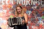 Bardentreffen 2017 - Otros Aires - Accordion I