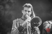 Bardentreffen 2017 - Meute - Trombone 1 I