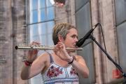 Bardentreffen 2017 - Flook - Sarah Allen II