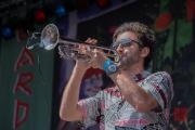Bardentreffen 2017 - Bixiga 70 - Trumpet II