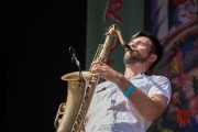 Bardentreffen 2017 - Bixiga 70 - Saxophone I