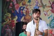 Bardentreffen 2017 - Bixiga 70 - Saxophone II