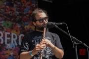 Bardentreffen 2017 - Oratnitza - Flute I