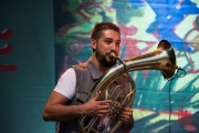 Bardentreffen 2017 - Džambo Aguševi Orchestra - Horn 1 III