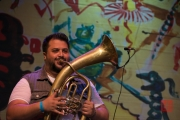 Bardentreffen 2017 - Džambo Aguševi Orchestra - Horn 3 I