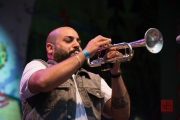 Bardentreffen 2017 - Džambo Aguševi Orchestra - Trumpet 2 I