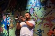 Bardentreffen 2017 - Džambo Aguševi Orchestra - Trumpet 1 III