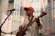 Bardentreffen 2017 - Alsarah & The Nubatones - Mawuena Kodjovi III