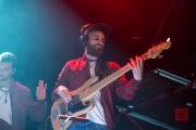Bardentreffen 2017 - Fiva x JRBB - Bass I