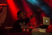 Puls Festival 2017 - Megaloh - DJ
