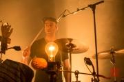 Puls Festival 2017 - Käptn Peng - Drums I