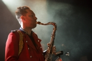 Puls Festival 2017 - Meute - Saxophone
