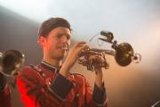 Puls Festival 2017 - Meute - Trumpet 2