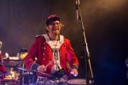 Puls Festival 2017 - Meute - Percussions 1