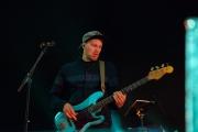 Stadtfest Ludwigshafen 2018 - Tim Bendzko - Bass II