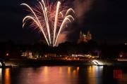 Brezelfest Speyer 2018 - II - Gold & Red
