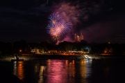 Brezelfest Speyer 2018 - VI - Red & Blue