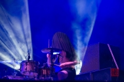 Das Fest 2018 - Confidence Man - Drums I