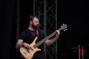 Das Fest 2018 - Airwood - Bass I