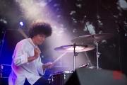 Das Fest 2018 - Moodinies - Drums