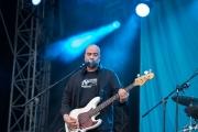 Das Fest 2018 - Bosse - E-Bass I