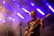 Das Fest 2018 - Sookee - Bass