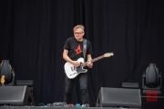 Das Fest 2018 - Electric Bush Project - Guitar