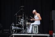 Das Fest 2018 - Electric Bush Project - Drums