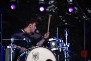Das Fest 2018 - Sorry for Escalating - Drums