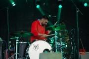 Das Fest 2018 - Peter Kernel - Drums