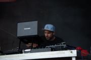 Das Fest 2018 - Jay Farmer - DJ
