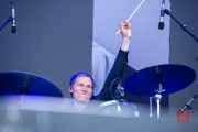 DAS FEST 2019 - Kettcar - Drums