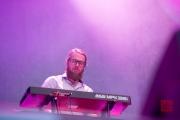 DAS FEST 2019 - Gentleman - Keys
