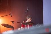 DAS FEST 2019 - Kat Frankie - Drums