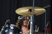DAS FEST 2019 - Barns Courtney - Drums
