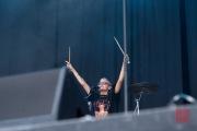 DAS FEST 2019 - Alma - Drums 2